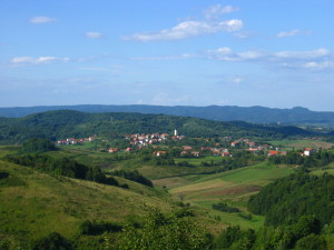Cetingrad,_view_from_Cetin_castle